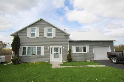 Rutland Single Family Home For Sale: 31049 State Route 126