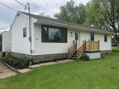 Gouverneur NY Single Family Home For Sale: $95,000