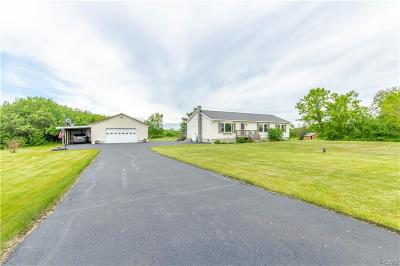 Jefferson County Single Family Home Active Under Contract: 23181 County Route 31