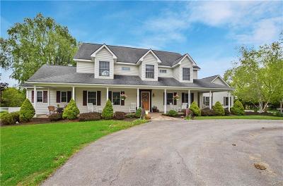 Paris Single Family Home For Sale: 3195 Mohawk Street