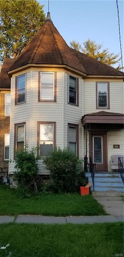 Utica Multi Family Home For Sale: 1505 Elm Street