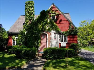 Utica Single Family Home For Sale: 2644 Dunham Road
