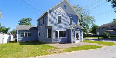 Sylvan Beach Multi Family Home For Sale: 113 13th Avenue