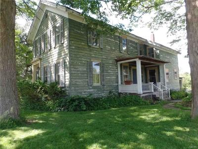 Whitestown Single Family Home Active Under Contract: 8669 Westmoreland Road