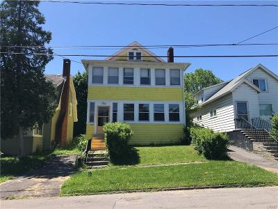 Syracuse Multi Family 2-4 A-Active: 613 Helen Street #15
