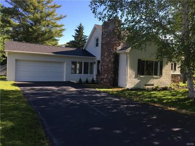 Cayuga County Single Family Home A-Active: 65 Fleming Street