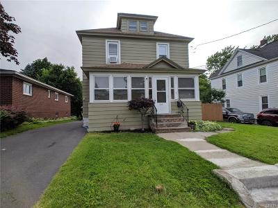 Syracuse Single Family Home A-Active: 318 Lionel Avenue