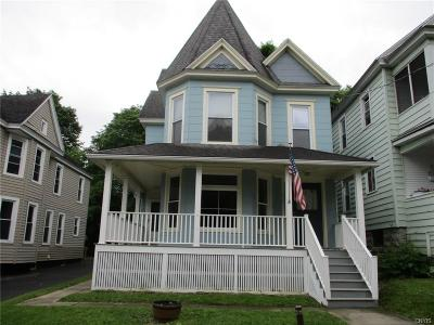 Syracuse Single Family Home For Sale: 235 Bryant Avenue #37