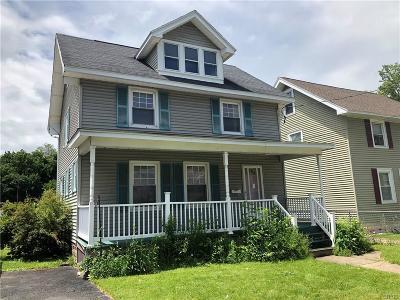 Utica Single Family Home For Sale: 101 Woodlawn Avenue