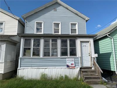 Syracuse Single Family Home A-Active: 318 Sunset Avenue