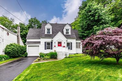 Syracuse Single Family Home Active Under Contract: 213 Oakley Drive