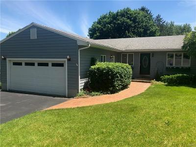 Syracuse Single Family Home Active Under Contract: 501 Hillsboro Parkway