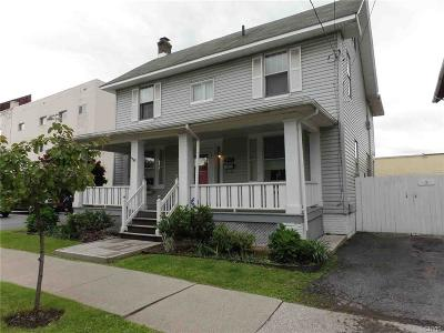 Utica Single Family Home For Sale: 3 Rose Place