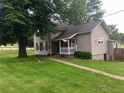 Cayuga County Single Family Home A-Active: 6379 Basswood Road