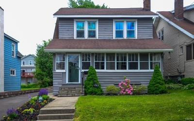Syracuse Single Family Home A-Active: 243 Mosley Drive