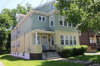 Syracuse Multi Family 2-4 A-Active: 543 Westmoreland Avenue #45