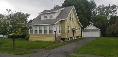 Syracuse Single Family Home A-Active: 117 Chester Drive