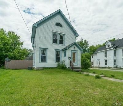Watertown-City Single Family Home For Sale: 660 Emerson Street