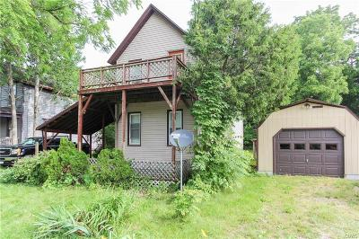 Lowville Single Family Home For Sale: 5473 Water Street
