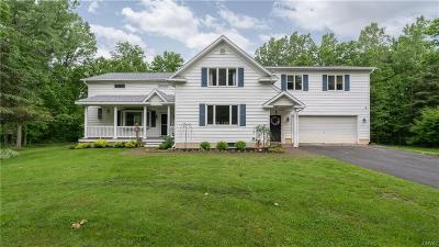 Jefferson County, Lewis County Single Family Home For Sale: 20889 Weaver Road