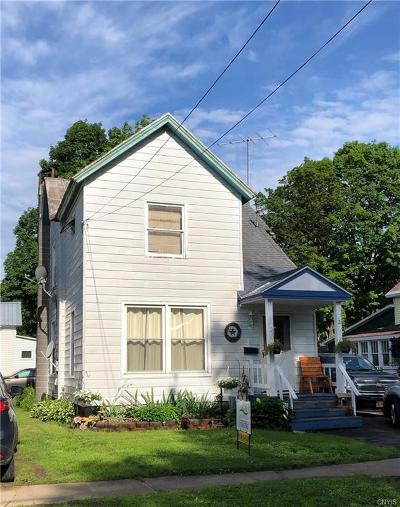 Camden Single Family Home For Sale: 2 6th Street