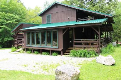 Forestport Single Family Home For Sale: 157 Long Lake Road