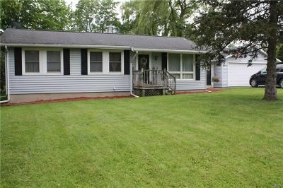 Cayuga County Single Family Home A-Active: 2540 Mill Street