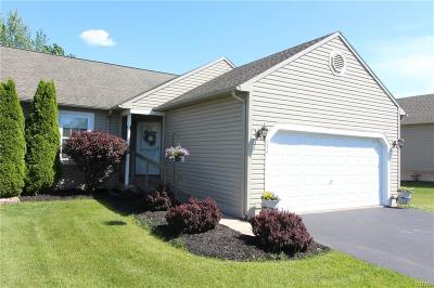 Syracuse Condo/Townhouse A-Active: 134 Slindes Woods Circle