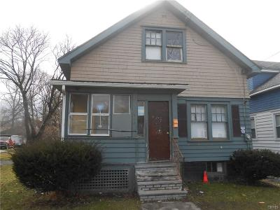 Syracuse Single Family Home A-Active: 413 Fitch Street
