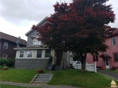 Syracuse Single Family Home A-Active: 140 East Bissell Street