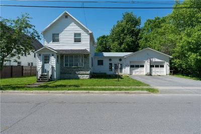 Watertown-City Single Family Home For Sale: 1005 Superior Street
