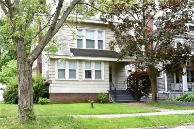 Syracuse Single Family Home Active Under Contract: 404 Melrose Avenue