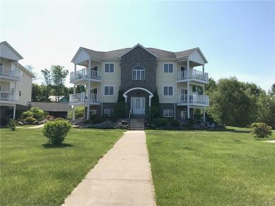St Lawrence County Condo/Townhouse For Sale: 4 Dockside Drive