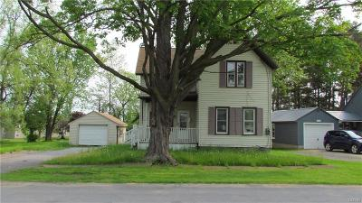 Lowville Single Family Home For Sale: 7472 Railroad Street