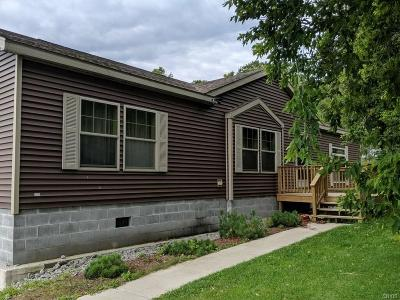 Single Family Home For Sale: 13951 County Route 156