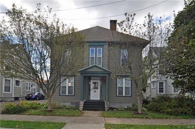 Watertown-City Single Family Home For Sale: 113 Ten Eyck Street