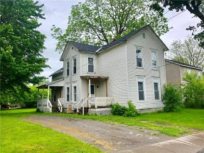 Watertown-City Single Family Home For Sale: 637 Burchard Street