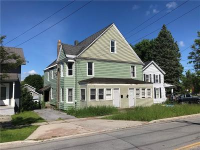 Jefferson County Multi Family Home For Sale: 307 Church Street