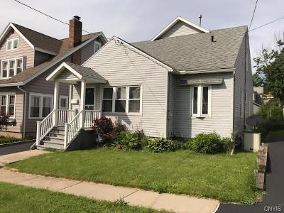 Syracuse Single Family Home Active Under Contract: 928 Wadsworth Street