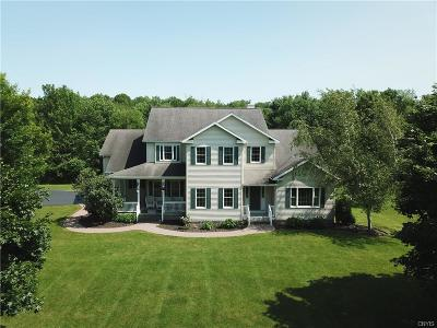 Single Family Home For Sale: 3454 Nys Route 12b
