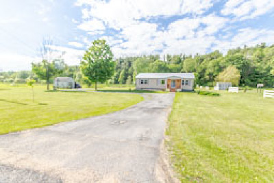 Rutland Single Family Home Active Under Contract: 29291 County Route 69