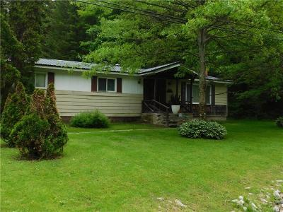 Ava Single Family Home For Sale: 10392 State Route 26