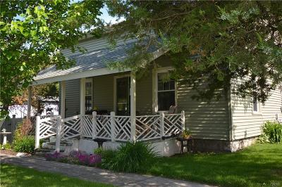 Brownville Single Family Home For Sale: 302 Water Street