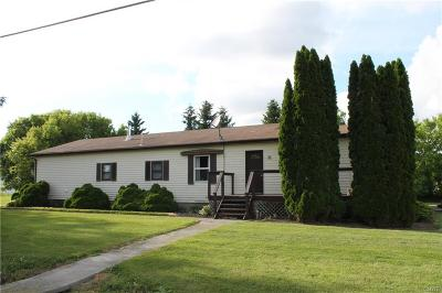 Genoa Single Family Home For Sale: 2349 Atwater Road