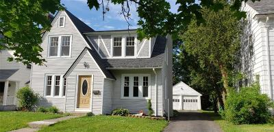 Utica Single Family Home For Sale: 19 Geer Avenue