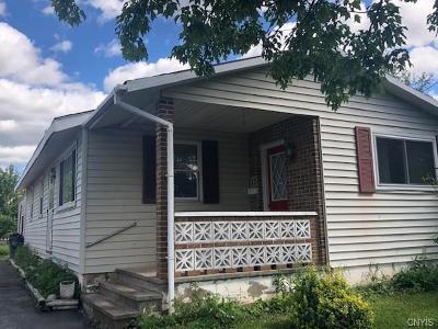 Utica Single Family Home For Sale: 13 Rosemary Street