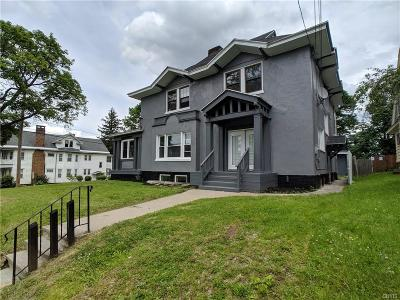 Syracuse Single Family Home For Sale: 301 Allen Street