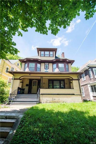 Syracuse Single Family Home For Sale: 826 Maryland Avenue