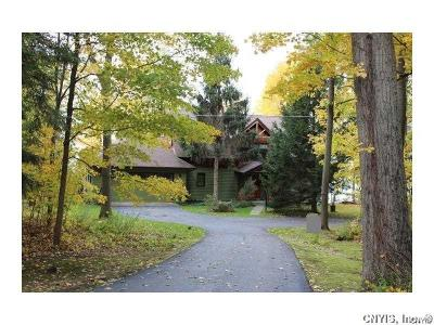 Jefferson County, Lewis County Single Family Home For Sale: 38266 White Oaks Lane