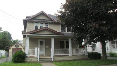Watertown-City Single Family Home For Sale: 133 Ward Street